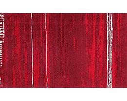 Design Teppichläufer Abadan Red - von wash and dry
