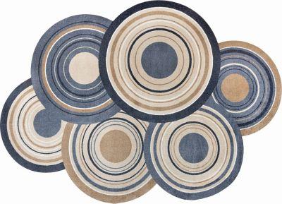 Design Fußmatte Cosmic Colours Nature - von wash and dry