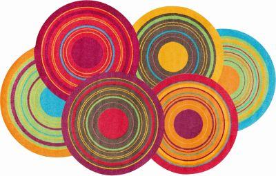 Design Fußmatte Cosmic Colours - von wash and dry