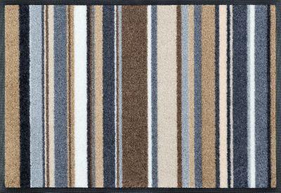 Türvorleger Stripes - 40x60 cm, von wash and dry