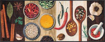 Küchenläufer Hot Spices - von wash and dry