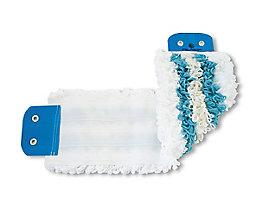 Moppbezug   BxL 13 x 40 cm   Microfaser, Wolle, Polyester   Certeo