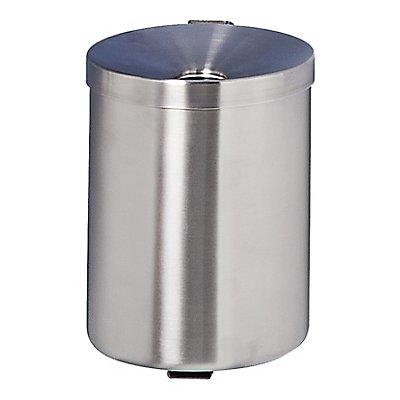 Sicherheits-Wandascher - Ø 180 mm, Stahlblech