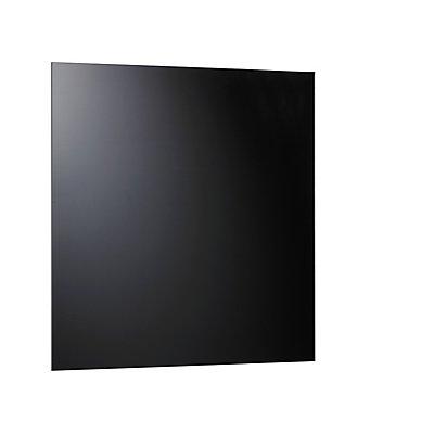 Alco Magnetische Glastafel 480 x 480 mm - inkl. Stift und Würfelmagnete