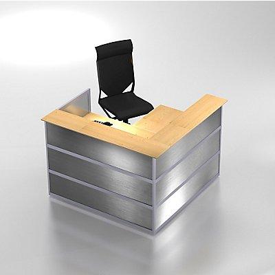 BST Tools Ecktheke - Tischplatte Buche