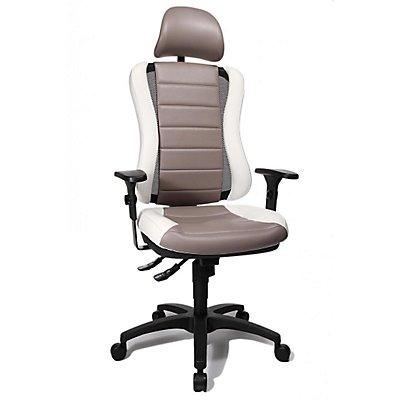 Topstar Bürodrehstuhl - mit höhenverstellbaren Armlehnen