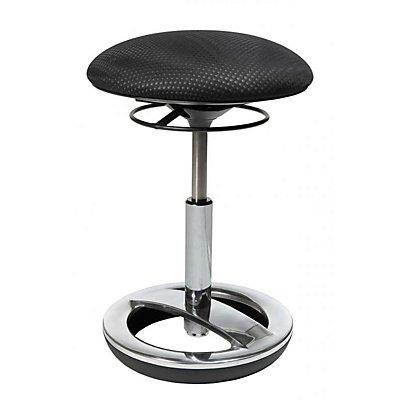 Topstar Fitness-Hocker - mit stufenloser Sitzhöhenverstellung