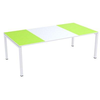 Besprechungstisch EasyDesk von Paperflow - Tischplatte 2200 x 1140 mm
