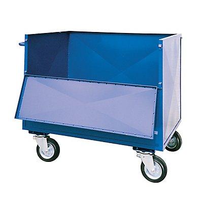Werkstattwagen ohne Deckel   HxBxL 110 x 80 x 120 cm   Certeo