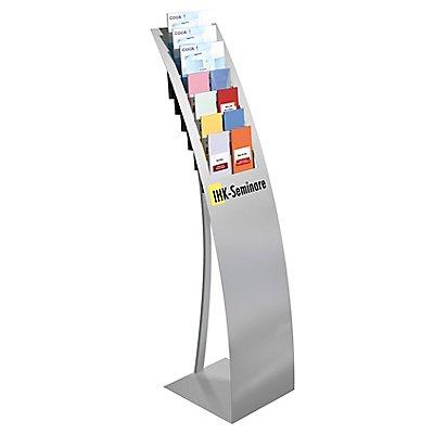 Kerkmann Prospektständer Varia | HxBxT 132 x 32 x 10 cm