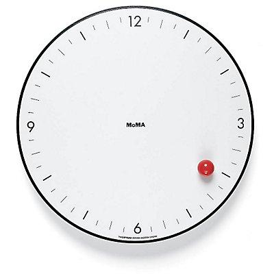 MoMA Horloge murale Timesphere - l'horloge qui se distingue - horologe murale