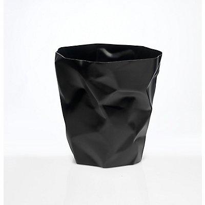 Corbeille à papier Bin Bin de Essey - aspect froissé unique