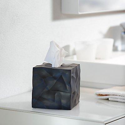Boîte pour mouchoirs en papier Wipy de Essey - carrée, LxHxP 130x130x130 mm