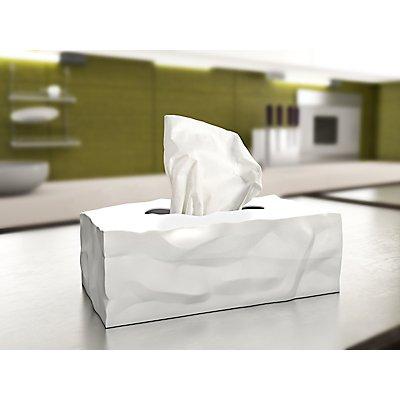 Boîte pour mouchoirs en papier Wipy 2 de Essey - rectangulaire, LxHxP 260x82x140 mm