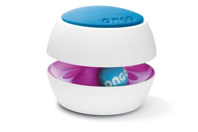 Sitzhocker Ongo Kit in Weiß - der ergonomische Kinderhocker