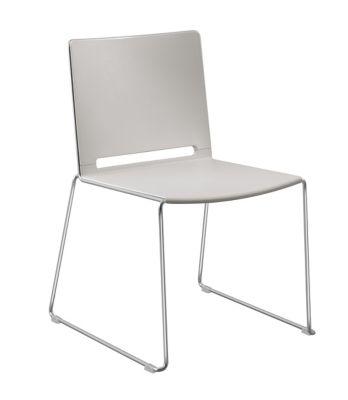 Stuhl mit Kufen - ohne Armlehne