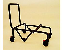 Stuhltransportwagen - für Kufenstühle - Stuhltransportwagen - für Kufenstühle