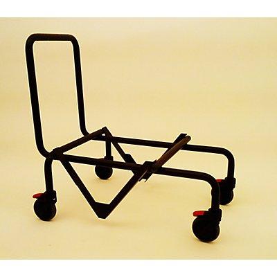 FRIWA Stuhltransportwagen - für Kufenstühle - Stuhltransportwagen - für Kufenstühle