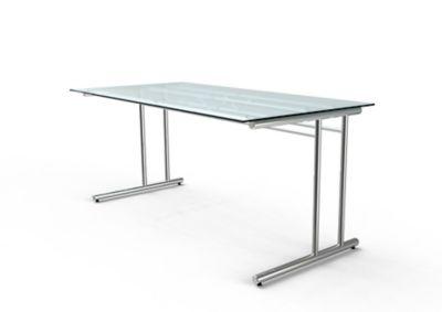 artline Schreibtisch mit C-Fuß-Gestell - 1600 x 800 x 720 mm - artline Schreibtisch