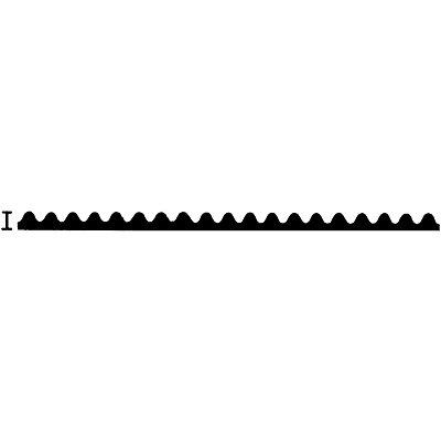 miltex Boden- und Werkbankmatte - Rolle 25 m Länge