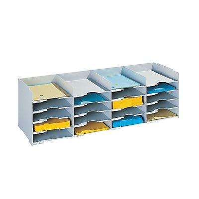 Paperflow Dokumentenablage mit 20 Fächern - für DIN A4