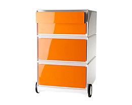 Rollcontainer kunststoff 3 schubladen  Rollcontainer und Standcontainer günstig kaufen – certeo | certeo.de
