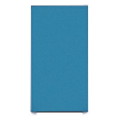 Paperflow Trennwand - mit Stoffbespannung, Höhe 1740 mm, Breite 940 mm