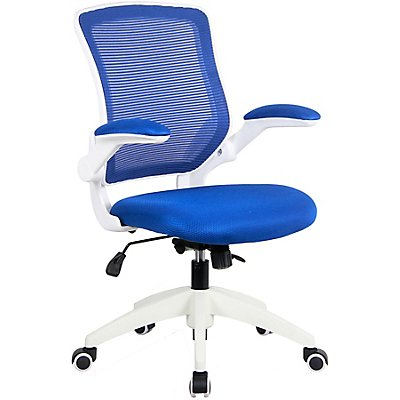 Bürodrehstuhl Fusion - mit Netz-Rückenlehne