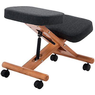 Kniehocker Deluxe - Holzgestell
