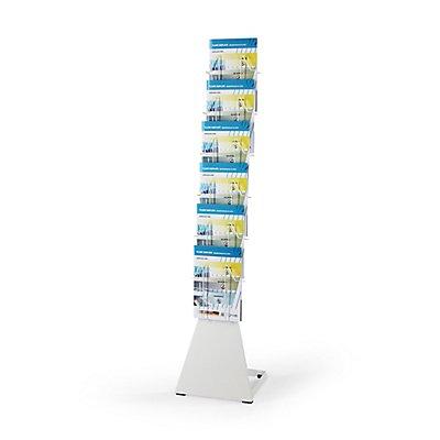 Take 6 Prospektständer - 6 Fächer DIN A4 - 6 Fächer
