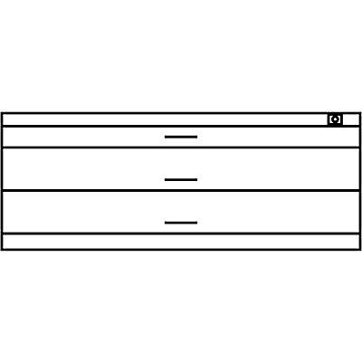 CP Zeichnungsschrank - für Format DIN A0