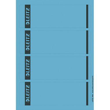 Leitz Ordneretikett kurz/breit Papier 100 St./Pack.
