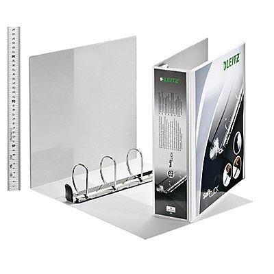 Leitz Präsentationsringbuch SoftClick 42050001 DIN A4 60mm ws