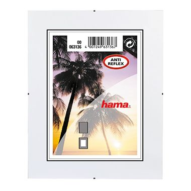 Hama  Clip-Fix  40x50cm  rahmenlos