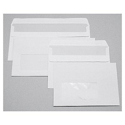 Soennecken Briefhülle 1342 C6 80g oF nk hf weiß 25 St./Pack.