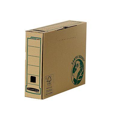 Bankers Box Archivschachtel R-Kive Earth Series braun