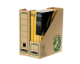 Bankers Box Archivschachtel R-Kive Earth Series braun