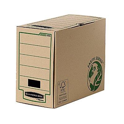 Bankers Box Archivbox R-Kive Earth Series 4470301 naturbraun