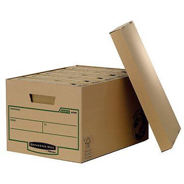 Bankers Box Arvchivbox R-Kive Earth Series 4470701 braun