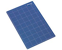 Schneidematte E-46003 00 DIN A3 45x0,3x30cm Vorderseite blau