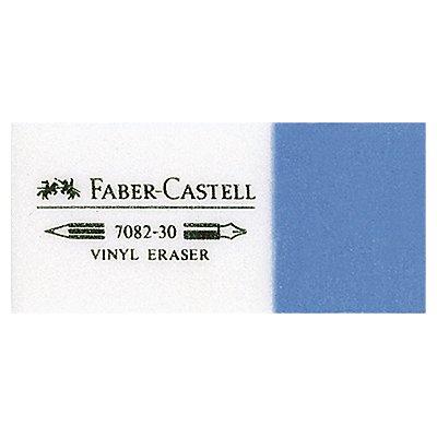 Faber-Castell Radierer KOMBI 7082-20 188220 22x12x62mm weiß/blau