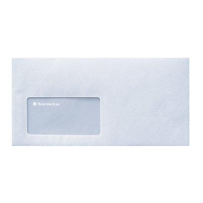 Soennecken Briefumschlag mF sk weiß