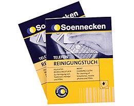 Soennecken Reinigungstuch 4849 desinfizierend 10 St./Pack.