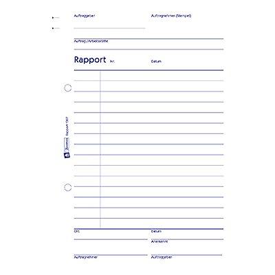 Avery Zweckform Rapport 01307 DIN A5 100Blatt