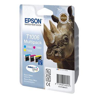 Epson Tintenpatrone C13T10064010 c/m/y 3 St./Pack.