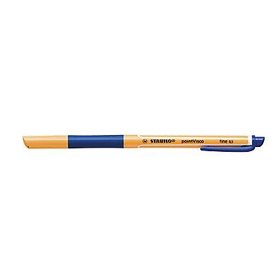 STABILO Gelroller pointVisco 0,5mm Kappenmodell