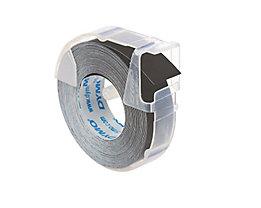 DYMO Prägeband 9mmx3m sk Kunststoff