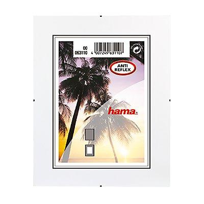Hama Bilderrahmen Clip-Fix 00063010 18x24cm rahmenlos transparent