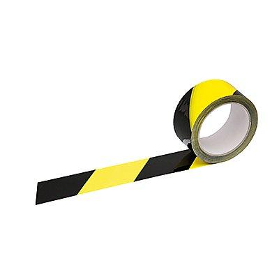 Signalklebeband 50mmx66m gelb/schwarz