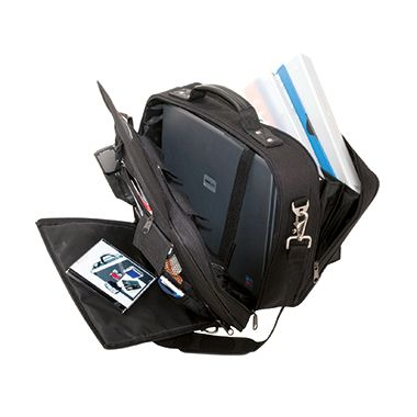 Travel Line Notebooktasche PORTO TL/430213290 Polyester schwarz